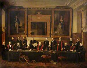 The Corporation of Abingdon (1877–1878)