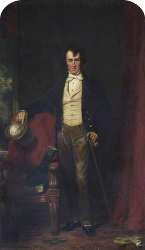 Henry William Tancred (1781–1860), MP