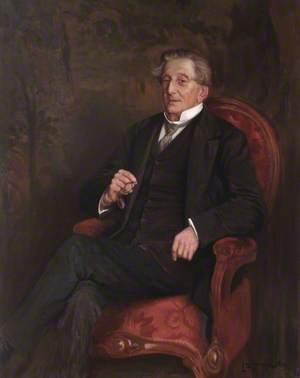 John Phillip Barford, JP, Mayor of Banbury (1874–1876)