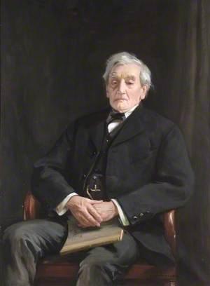 John Harlock, JP, Mayor of Banbury (1865–1866)