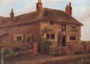 'The Lord Nelson', Wantage, Oxfordshire