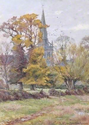 St Helen's Church, Abingdon, Oxfordshire