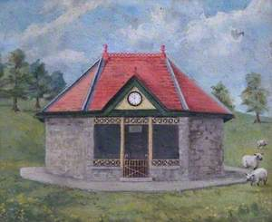 The Pavilion in Wantage Recreation Ground, Oxfordshire