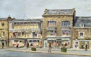 Webb's Shop, Chipping Norton, Oxfordshire