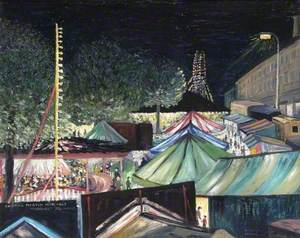 Chipping Norton Mop Fair, Oxfordshire