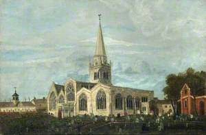 St Helen's Church, Abingdon, Oxfordshire