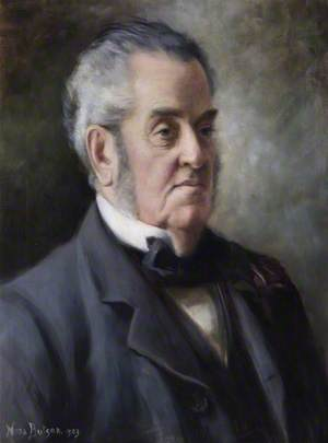 Charles Simmons, Esq., JP, First Mayor of Henley-on-Thames under the Reformed Corporation Act (1833)
