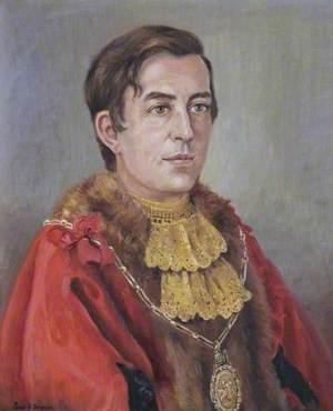 Peter Hartwell, Mayor of Wallingford