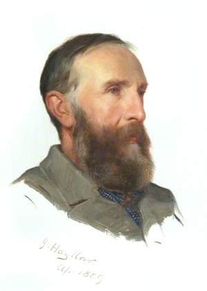 George Dunlop Leslie, Esq. (1835–1921), RA