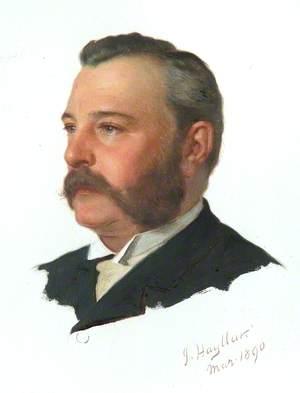 George Herbert Morrell, Esq. (1845–1906)