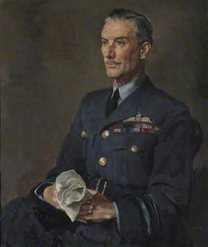 Air Vice-Marshal Sir Norman Howard Bottomley (1891–1970), CB, CIE, DSO, AFC