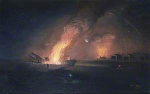 The Bombing of Bissheghem Aerodrome: Night, 20 October 1917