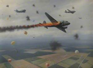 Incident at Arnhem, Leading to the Posthumous Award of the Victoria Cross to Flight Lieutenant David Lord, DFC, VC