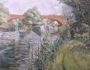 The Sounding Arch, Maidenhead, Berkshire