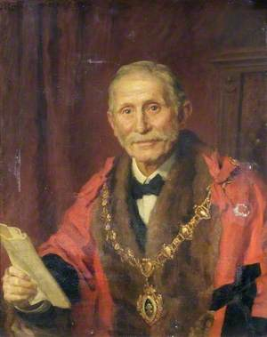 Charles William Cox (1841–1939), Mayor of Maidenhead