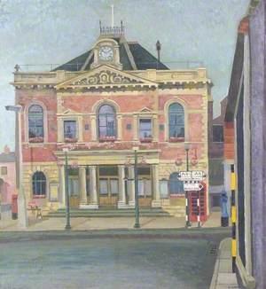 Old Town Hall, Maidenhead, Berkshire