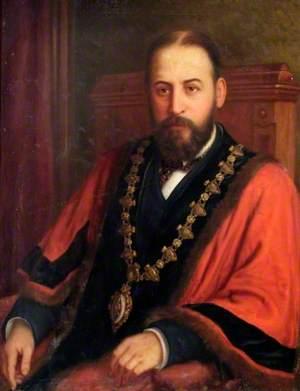 Sir Ernest Gardner, Mayor of Maidenhead (1892)