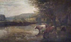 The Thames, Basildon, Berkshire