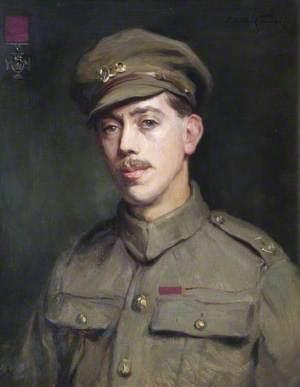 Trooper Frederick William Owen Potts (1893–1943), VC