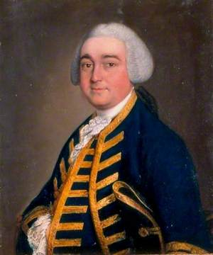 Christopher Griffith (1721–1776), MP for Berkshire