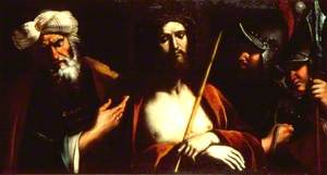 Christ Presented to the People (Christ on the Way to Calvary)