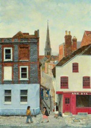 Church Street, Reading, Berkshire
