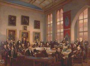 The Council Chamber, Reading, Berkshire