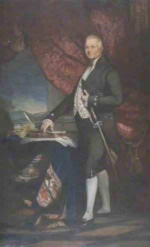 William Stevens, Esq. (1783–1856), High Sheriff of Berkshire