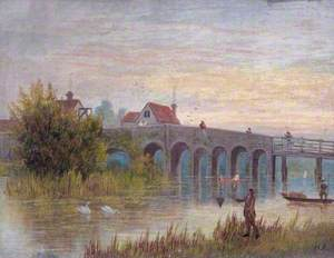 Old Bridge, Caversham, Berkshire