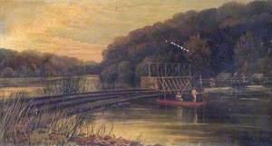 Hurley Weir, Berkshire
