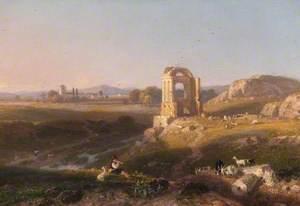 View near Rome, Italy