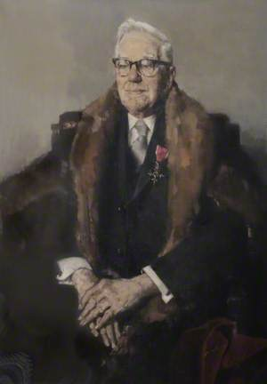 Alderman Albert Maker (1875–1969)