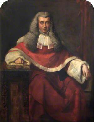 The Honourable Sir Thomas Noon Talfourd (1795–1854), Kt