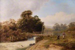 Hambleden Weir, Henley-on-Thames, Oxfordshire
