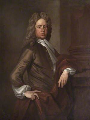 Sir John Walter of Sarsden (1673–1722), 3rd Bt, MP for Appleby (1694) and MP for Oxford (1705)
