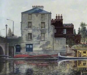 By Folly Bridge, Oxford