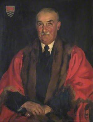 Edmund J. Brooks (1860–1937), JP, City Councillor (1895–1937)
