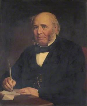 Alderman Joseph Round, Mayor (1874)