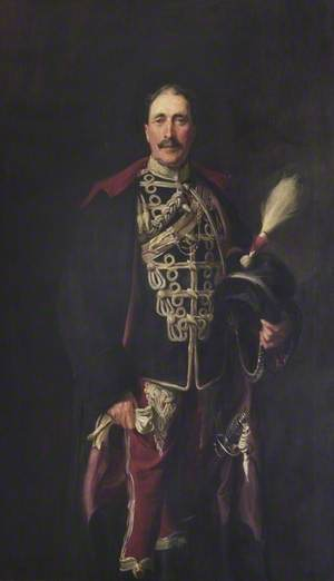 Arthur Annesley (1843–1927), 11th Viscount Valentia, CB, MVO, DL