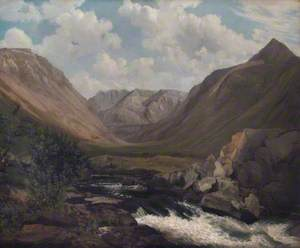 Ogwen Valley and Glyders