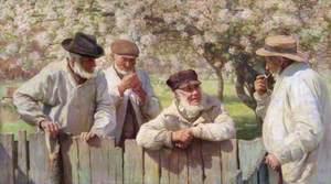 'Gossipping Gaffers'