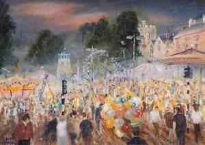 St Giles' Fair, Oxford