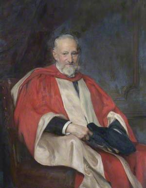 Alfred Palmer, DSc, First President of the Council of the University of Reading