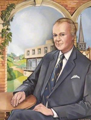 Sir Henry Weston Wells (1911–1971), Kt, CBE, DLitt, PPRICS