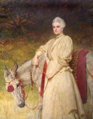 Lady Harriet Sarah Wantage (1837–1920)
