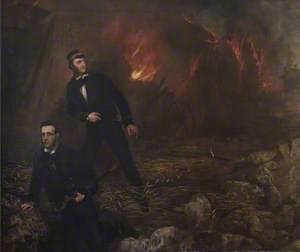 Hugh Talbot Burgoyne (1833–1870), and Cecil William Buckley (1830–1872)