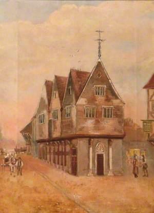 The Cloth Hall, Newbury, Berkshire
