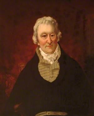 Samuel Slocock (1709–1760), Mayor of Newbury (c.1754)