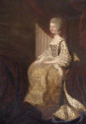 Queen Charlotte (1744–1818), Wife of George III