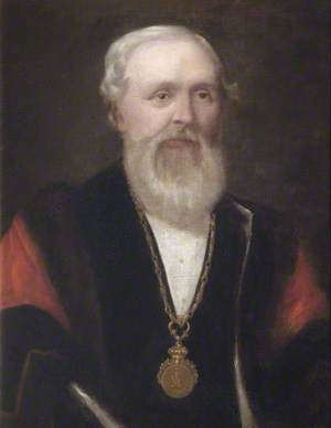 Councillor George Tuck, Mayor of New Windsor (1880)